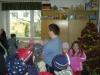2007 december - Návšteva z MŠ