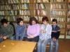 2008 február - Návšteva knižnice