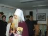 2008 december - Mikuláš, Bohoslovci