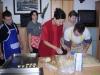 2009 december - Pečenie vianočného pečiva