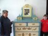 2011 apríl - Výstava ľudového nábytku