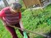 2011 máj - Sadenie zeleniny