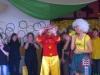 2011 máj - Predstavenie Cirkus v ZUŠ Hanušovce n/Topľ.