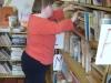 2012 marec - Návšteva knižnice