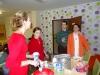 2012 február - Príprava torty na Valentínsky ples