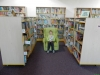 2013 apríl - Navšteva knižnice