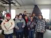2013 marec - Návšteva kováčskej dielne