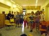 2013 jún - Návšteva ZŠ Šrarišské dravce