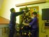 2013 december - Zdobenie vianočného stromčeka