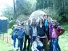2014 apríl - Slnečný deň strávený s deťmi na Kalvárií a Kolmanovej záhrade