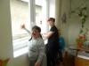 2015 september - Deň dobrovoľníctva v DSS a ZPB v Hanušovciach nad Topľou
