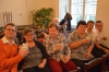 2015 december - Predvianočná návšteva v Ako doma, n. o.  v Prešove a Vianočný punč na Pravoslávnej bohosloveckej fakulte PU v Prešove