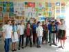"""2016 jún - Vystúpenie žiakov Základnej umeleckej školy v Kultúrnom dome v Hanušovciach nad Topľou - ,,Múdry Maťko a blázni""""."""