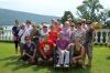 2017 jún - Rekreačný pobyt prijímateľov sociálnych služieb na Domaši
