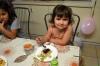 2017 júl - Vivien oslavuje 4. narodeniny