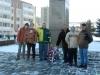 2018 január - 73. výročie oslobodenia mesta Hanušovce nad Topľou