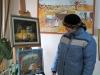 2019 marec - Výstava obrazov v Šóšovskom kaštieli