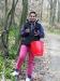 2019 marec - Benskovský les, turistika a zber medvedieho cesnaku